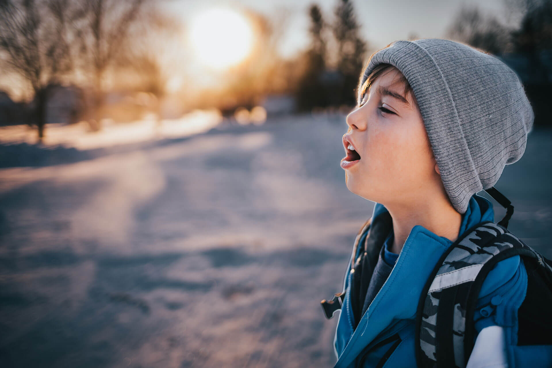 Mouth Breathing And Your Child's Oral Health